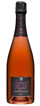 Champagne Marinette raclot - Champagne Brut Rosé