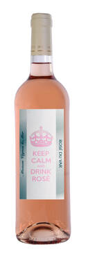 Maison Vignes & Mer - Keep Calm and Drink Rosé