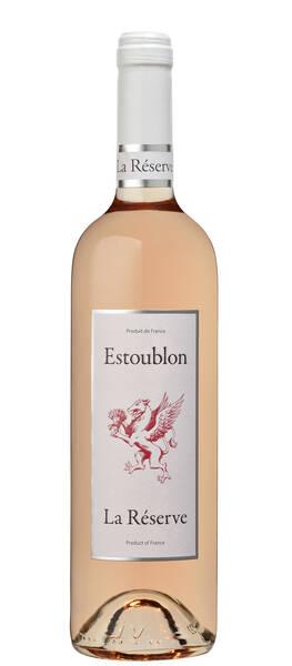 Château d'Estoublon - Rosé Estoublon La Réserve 2017