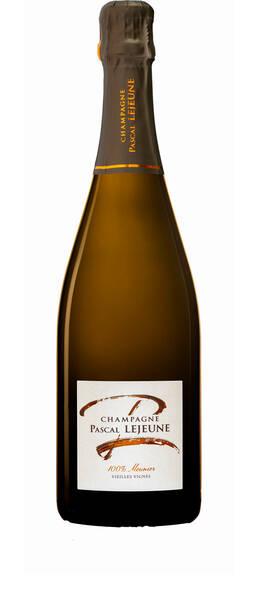 Champagne Pascal Lejeune - Cuvée 100% Meunier vieilles vignes