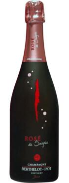 CHAMPAGNE BERTHELOT-PIOT - Rosé de Saignée 100% Meunier