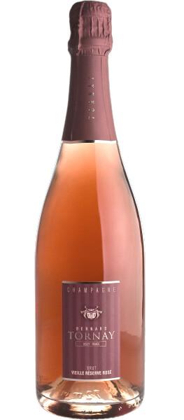 Champagne Tornay  - Rosé - Pétillant