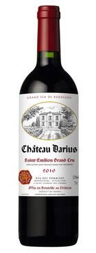 Château Darius - Saint-Emilion Grand Cru