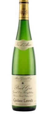 Domaine Gustave Lorentz - Pinot Gris - Elevé en Fût de Chêne