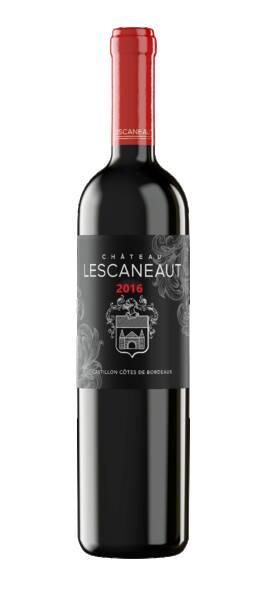 Château LESCANEAUT 2016