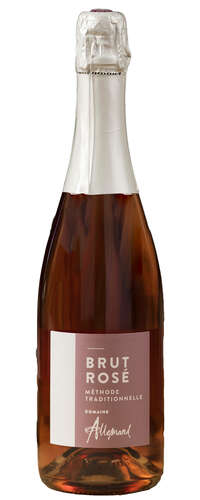 methode traditionnelle brut rose