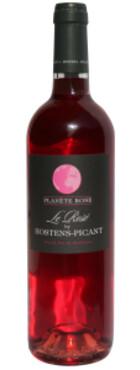 Chateau Hostens-Picant - Planète Rose