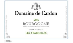 Domaine de Cardon - Bourgogne Blanc