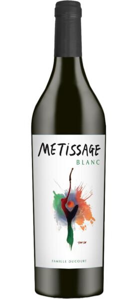 Vignobles Ducourt - METISSAGE Blanc