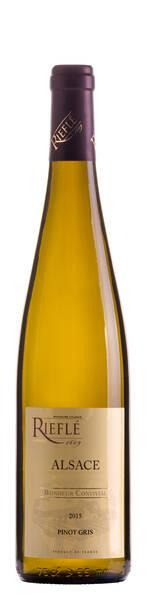 Domaine Riefle-Landmann - Domaine Rieflé - Alsace Pinot Gris Sec