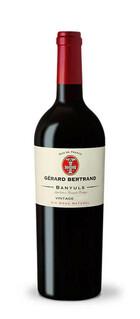 Banyuls vin rouge 2014 Gérard Bertrand