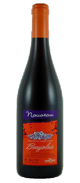Domaine de Champ-Fleury - Beaujolais Nouveau