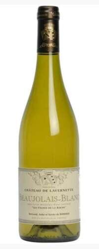 beaujolais blanc, les vignes de la roche