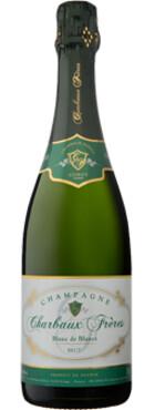 Champagne Charbaux Frères - Blanc de blanc