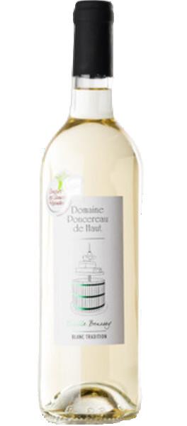 Domaine Poncereau de Haut - de Tradition - Blanc - 2017