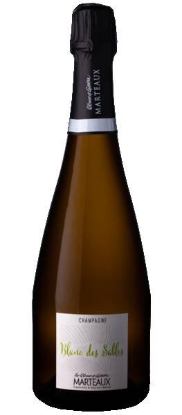 Champagne Olivier et Laetitia Marteaux - BLANC DES SABLES