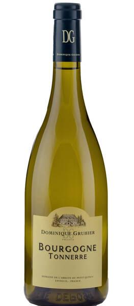 Domaine Dominique Gruhier - Bourgogne Tonnerre - Blanc - 2017