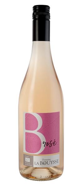 Domaine La Bouysse - B de - Rosé - 2018