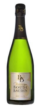 Champagne Boude-Baudin - Brut de B
