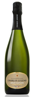 Champagne Charles Legend - Cuvée Brut Nature