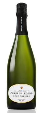 Champagne Charles Legend - Cuvée Brut Premier