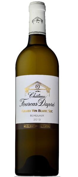 Château Fourcas Dupré - Château Fourcas Dupré Grand Vin Blanc