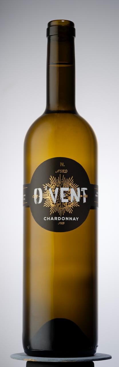 O'VENT Chardonnay - IGP  Val de Loire
