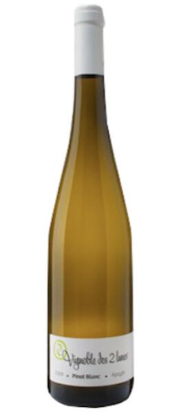 Vignoble des 2 lunes - Pinot Blanc Apogée