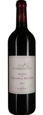 Château du Champ du Moulin - Bordeaux rouge 2014