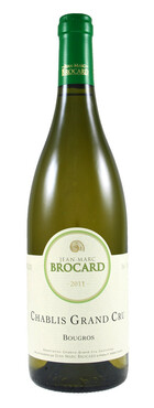 Jean-Marc Brocard - Grands crus Les Bougros