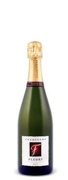 Champagne Fleury - Demi 37,5cl Cuvée Blanc de Noirs Brut