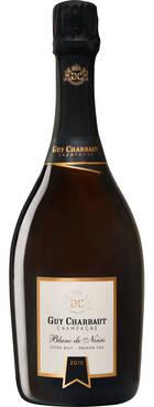 Champagne Guy Charbaut - Blanc de Noirs Extra-Brut Premier Cru