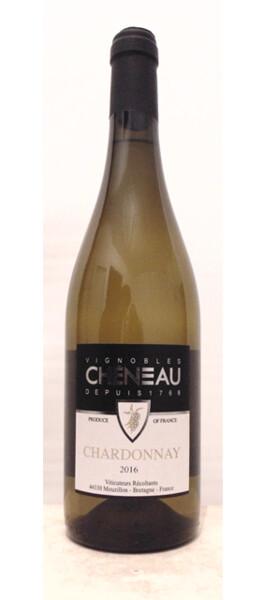 Vignobles Chéneau - Chardonnay - Blanc - 2018