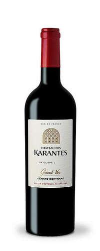 des karantes grand vin   gérard bertrand