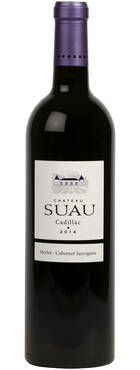 Château Suau - Château Suau Cadillac Côtes de Bordeaux 2014