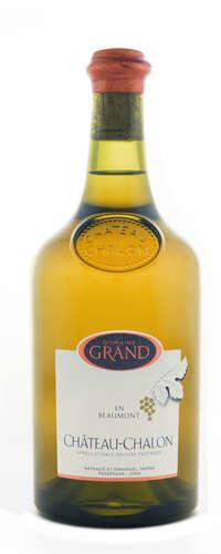 vin jaune château chalon en beaumont