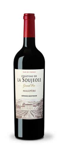 la soujeole grand vin  malepere  gerard bertrand
