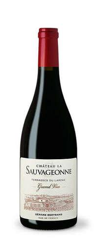 la sauvageonne grand vin  terrasses du larzac  gerard bertrand