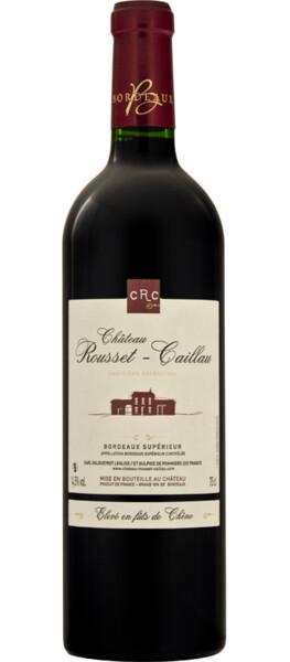 Vignobles Falgueyret Leglise - Château Rousset Caillau Bordeaux supérieur - Rouge - 2016