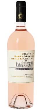 Chateau Saint Martin de la Garrigue - Bronzinelle Rosé