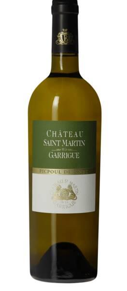 Chateau Saint Martin de la Garrigue - Picpoul de Pinet