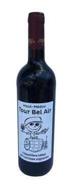 Château Tour Bel Air - Petit Bonhomme