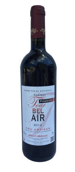 Château Tour Bel Air -  Passion