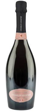 Champagne Charles Legend - Cuvée Brut Rosé