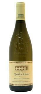 Châteauneuf du Pape Vignobles de la Serriere blanc