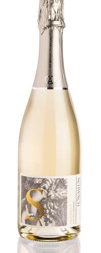 bulles de fête crémant chardonnay extra-brut - sans sulfites ajoutés