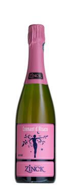 Domaine Zinck - Crémant Brut Rosé
