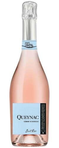 crémant de bordeaux rosé queynac