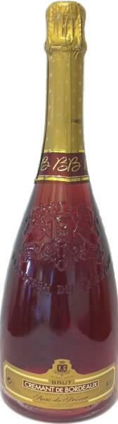 Vignobles Garzaro - Crémant du Prieur Rosé