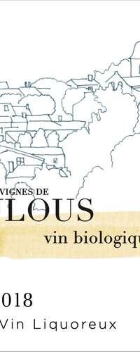 les vignes de coulous liquoreux